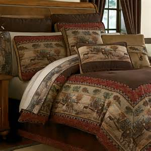 croscill home deer valley comforter set wc king cheap