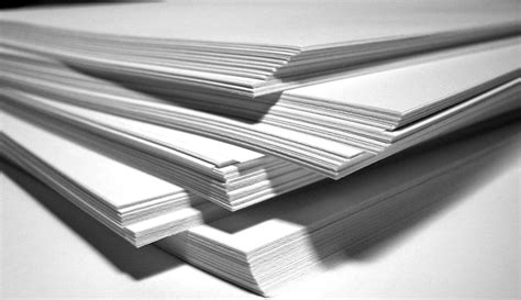 What Is Paper - here are the types of printing papers pattern printing paper