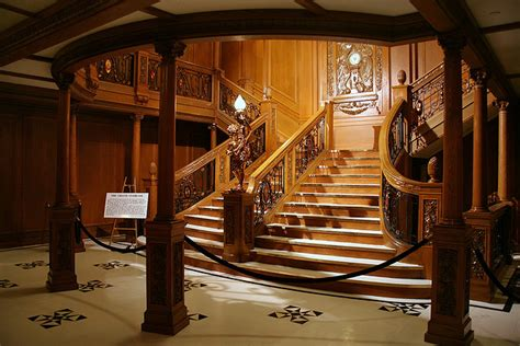Split Entry House Floor Plans by The Grand Staircase Of The Titanic Hankering For History