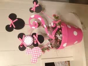 minnie mouse centerpiece ideas minnie mouse birthday table centerpiece