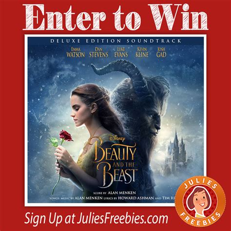 Disney Be Our Guest Sweepstakes - be our guest to endless magic sweepstakes julie s freebies