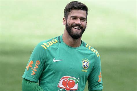 goleiro do brasil goleiro brasileiro alisson 233 indicado por jurgen klopp
