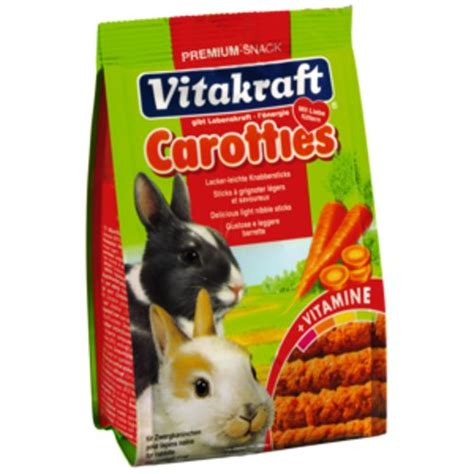 Vita 50 Gr carotties para coelhos an 245 es vitakraft tiendanimal