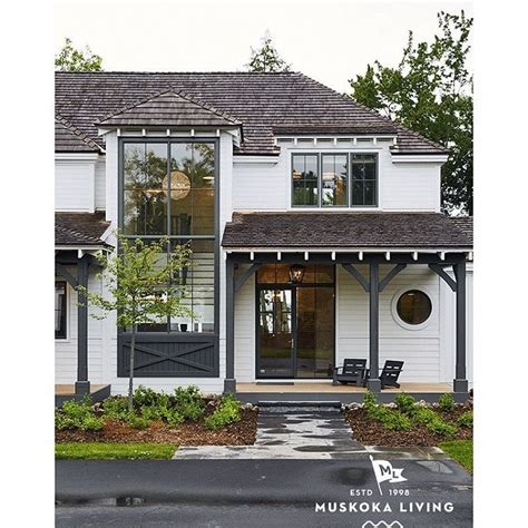 exterior home design instagram see this instagram photo by muskokalivinginteriors 293