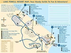lake powell vacations houseboating resorts marinas
