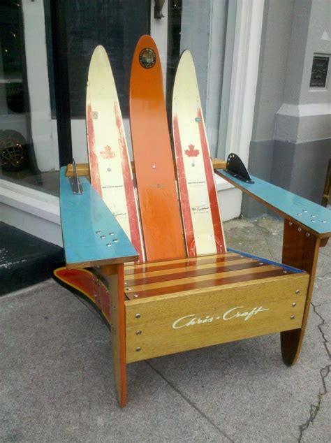 water ski adirondack chair ski crafts pinterest chairs hardware  adirondack chairs