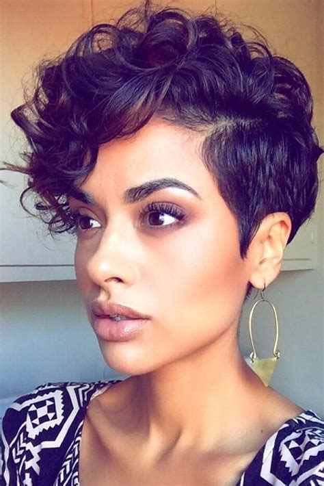 Best 25 Black Women Short Hairstyles Ideas On Pinterest Short,Top 25 Short Curly Hairstyles For