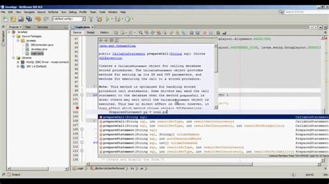 tutorial java web netbeans mysql netbeans java login application mysql youtube