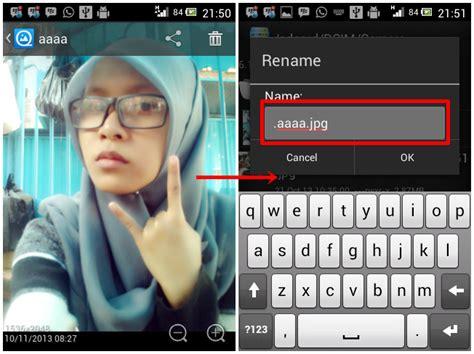 mcleaner apk cara menyembunyikan foto di android tanpa aplikasi