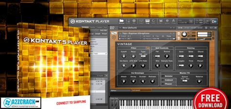download kontakt 5 full version native instruments kontakt 5 crack activation tool download a2zcrack