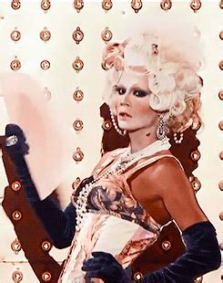 Detox Antoinette by 9 Times Quot Rupaul S Drag Race Quot Met High Fashion