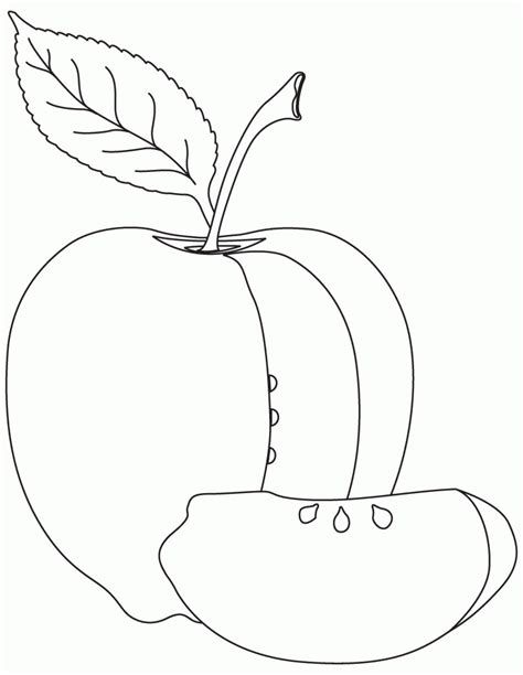 coloring pages for ukg coloring page apple coloring home