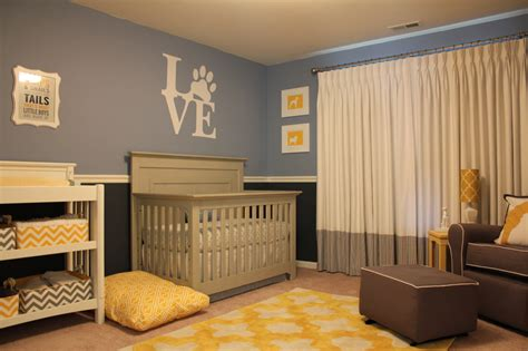 puppy nursery a sophisticated mixed pattern nursery project nursery