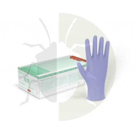 vasco ro manusi vasco nitril blue l cutie 150 bucati b braun