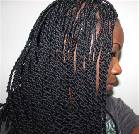 hairstyles with brazilian wool hairstyle review faux locs with brazilian wool