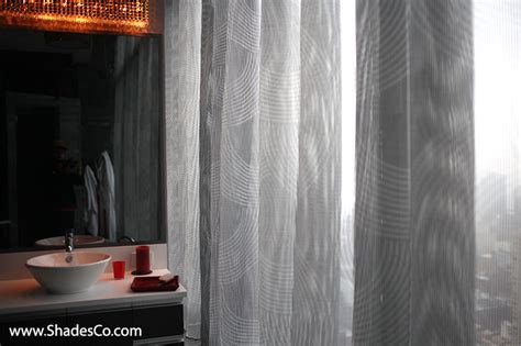automatic window curtains motorized curtains and drapes new york city