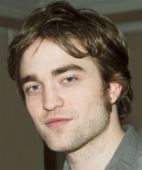 Robert Pattinson Hairstyle by Robert Pattinson Hairstyle Newhairstylesformen2014