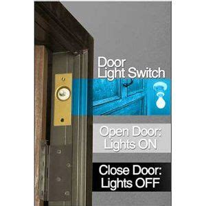 Light Switches Electric And Home Improvements On Pinterest Closet Door Jamb Light Switch