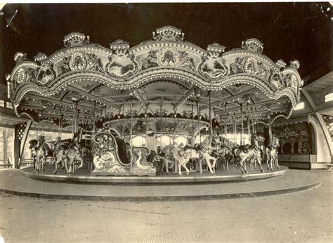 Hershey History Essay by Hershey Community Archives Hersheypark Rides Carrousels