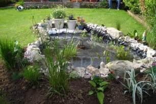 decoration bassin de jardin fra d 233 coration neuf