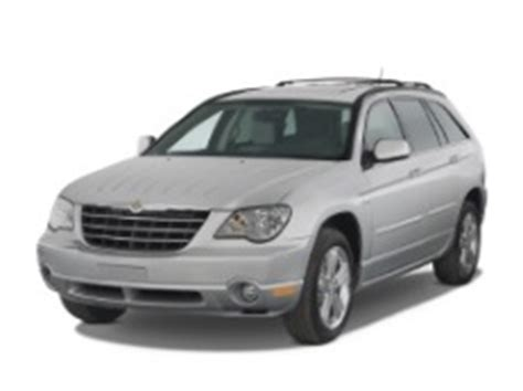 2005 Chrysler Pacifica Tire Size by Chrysler Pacifica Specs Of Wheel Sizes Tires Pcd