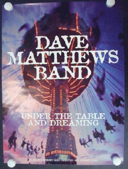 the table and dreaming dmb the table and dreaming brokeasshome com