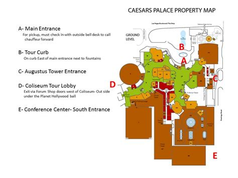 caesars palace map caesars palace casino map www imgkid the image kid has it
