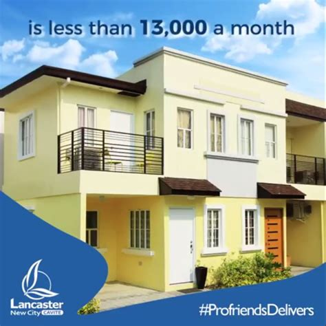our dream house our thea your dream home lancaster new city cavite