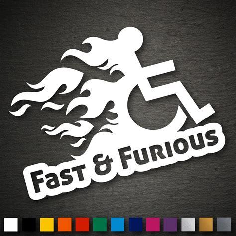 Aufkleber F Rs Auto Rollstuhl by 14270 Rollstuhl In Flammen Aufkleber 135x95mm Rolli