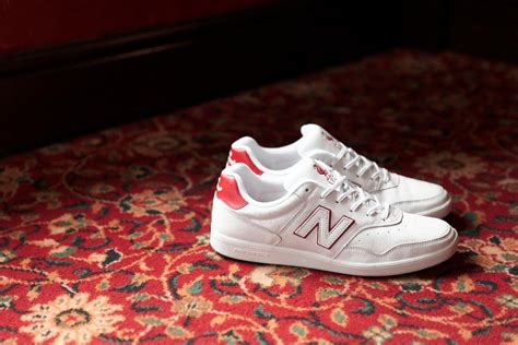 Lfc New Balance Court Traditional Trainers new balance 288 liverpool trainer released footy headlines