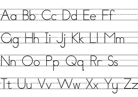 printable alphabet letters uppercase and lowercase alphabet capital and lowercase sheets loving printable