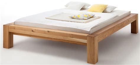 futonbett 140x200 ohne kopfteil starwood massivholzbetten bett massivholz wildeiche