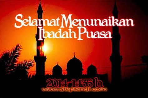 gambar kata kata ucapan bulan suci ramadhan