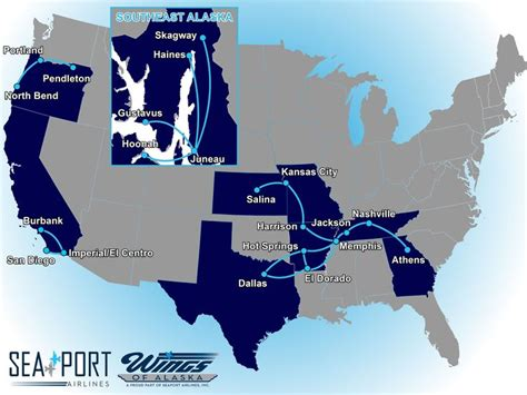 seaport map seaport airlines book our flights save low