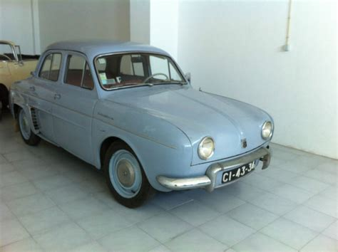renault dauphine for sale 1959 classic renault dauphine for sale photos technical