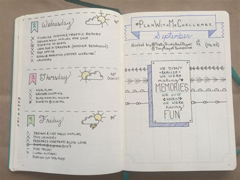office layout journal bullet journal one month update boho berry
