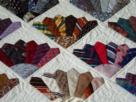 Necktie Quilt Pattern Free by Neck Tie Quilts