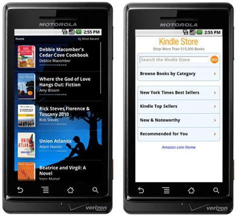 kindle android updates kindle app for android adweek
