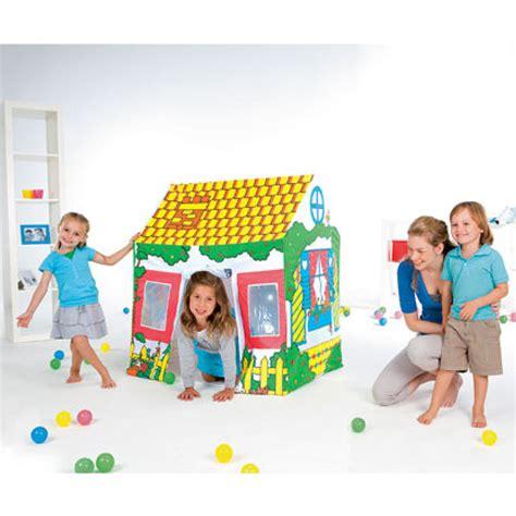 Tenda Bestway Play House 1 bestway cottage play house tent outdoor