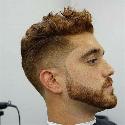 ginger mens hairstyles 53 slick taper fade haircuts for men men hairstyles world