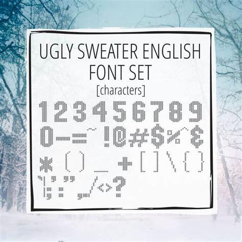 sweater pattern font university sweater font ladies sweater patterns