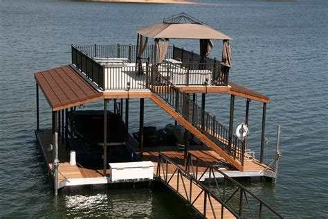 boat slip in spanish 12 best dock stairs ladders from wahoo docks images on