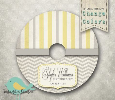 Cd Dvd Label Photoshop Template Dvd Label 13 Dvd Labels Photoshop And Etsy Cd Label Template Photoshop