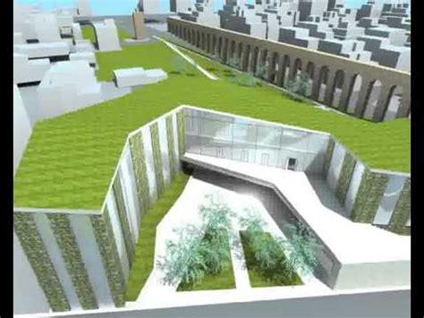 tavole di integrazione di presentazione tesi di laurea in architettura