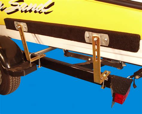 boat trailer guide accessories boat trailer accessories choosing guide ons ve ve