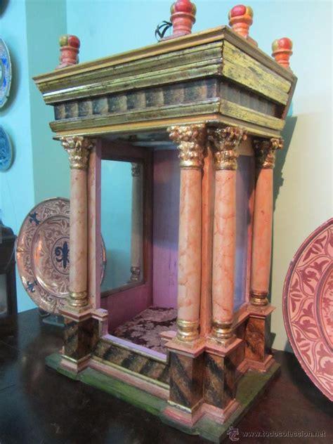 imagenes religiosas barrocas espectacular capilla urna barroca madera policr comprar