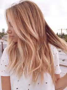 mid length hair cuts longer in front top 25 best medium blonde haircuts ideas on pinterest