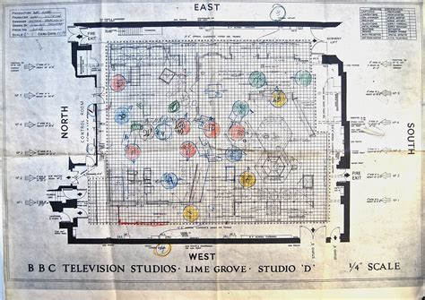 tardis floor plan doctor who thing original tardis blueprints uncovered