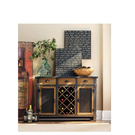 Home Decorative Collection by Home Decorators Collection Brown Bar Cabinet 1739900820