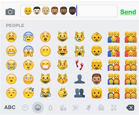 emoji color meanings lose the yellow emoji how to access